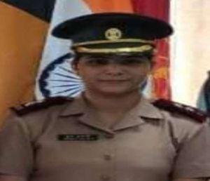 Daughter Of Dehradun Poonam Kukreti Becomes Lieutenant In Army Medical Corps