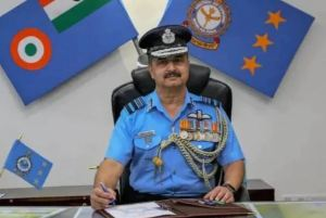 Air Marshal Vivek Ram Choudhary Becomes New Vice Chief Indian Air Force