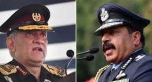 "CDS Bipin Rawat Calls IAF ""Supporting Arm"", Air Chief RKS Bhadauria Reacts"