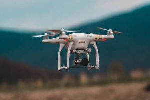 Drones not allowed to fly within 25 km of international borders: Central Government