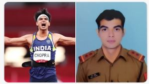 Indian Army Feels Proud Of Tokyo Olympic Gold Medalist Subedar Neeraj Chopra