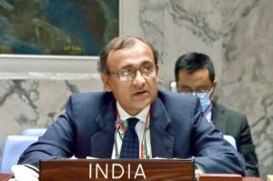 India takes over the presidency of UNSC, maritime security and combating terrorism will be the main agenda