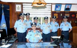 Air Marshal Sanjeev Kapoor Takes Over As Commandant Of Air Force Academy