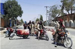 Taliban capture Afghanistan again