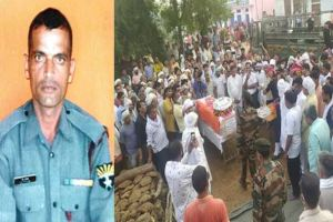 Havildar Vedprakash Gets Martyred On Independence Day Fighting Maoists