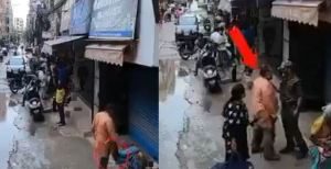 Army Soldier Goes Viral After Teaching lesson to Anti-Woman Shopkeeper