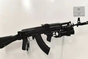 IAF To Get 70,000 AK-103 Rifles From Russia