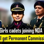 Girl Cadets NDA