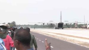 India's First Emergency Landing Strip Gets Ready In Barmer Rajasthan, IAF Aircrafts Takes Trial