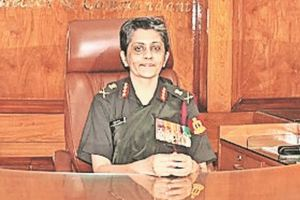 Lt General Rajshree Ramasethu Takes Charge As AFMC Director & Commandant