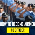 How To Become Airman To Officer