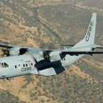 C295MW transport aircraft