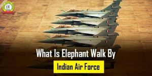 What Is Elephant Walk By Indian Air Force ?