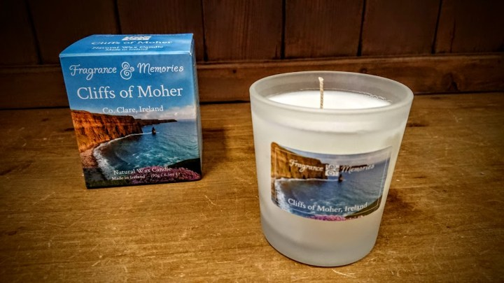 Cliffs of Moher Scented Candle