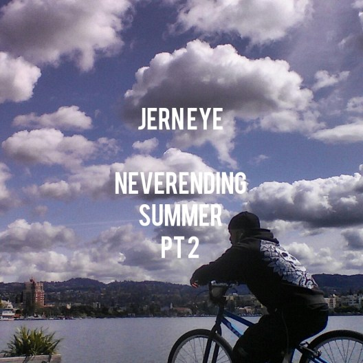 Jern Eye_Neverending Summer Pt 2 cover art