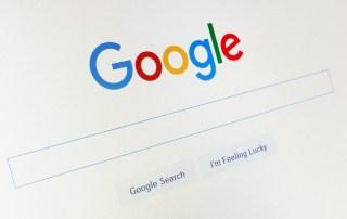 Salesforce Google Search