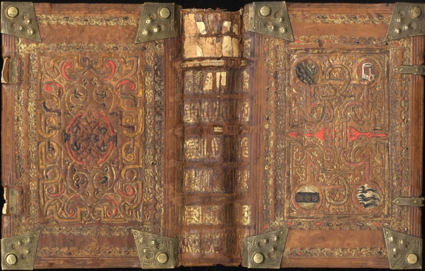 partes del libro- cabujon
