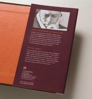 partes del libro - solapa