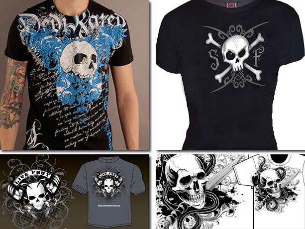 Popular t-shirt designs !