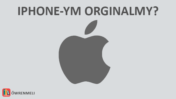 Iphone-ym orginalmyka?