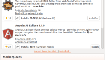 How to add Eclipse Neon launcher in GNU Linux menus and