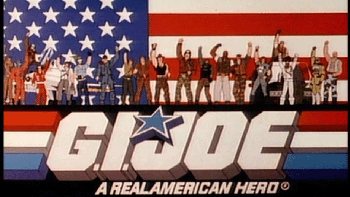 G.I. Joe - '80s Kids Shows