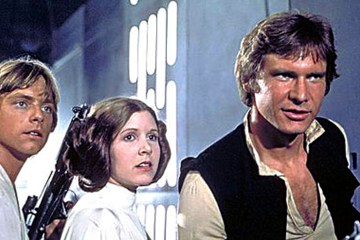 May the Fourth Things You Didn't Know About Star Wars: Harrison Ford, Carrie Fisher, Mark Hamill