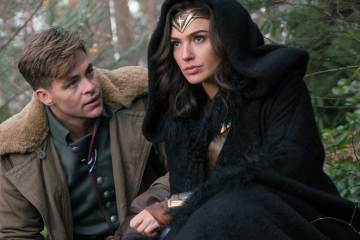Summer 2017 Movie Preview: Gal Gadot and Chris Pine, Wonder Woman