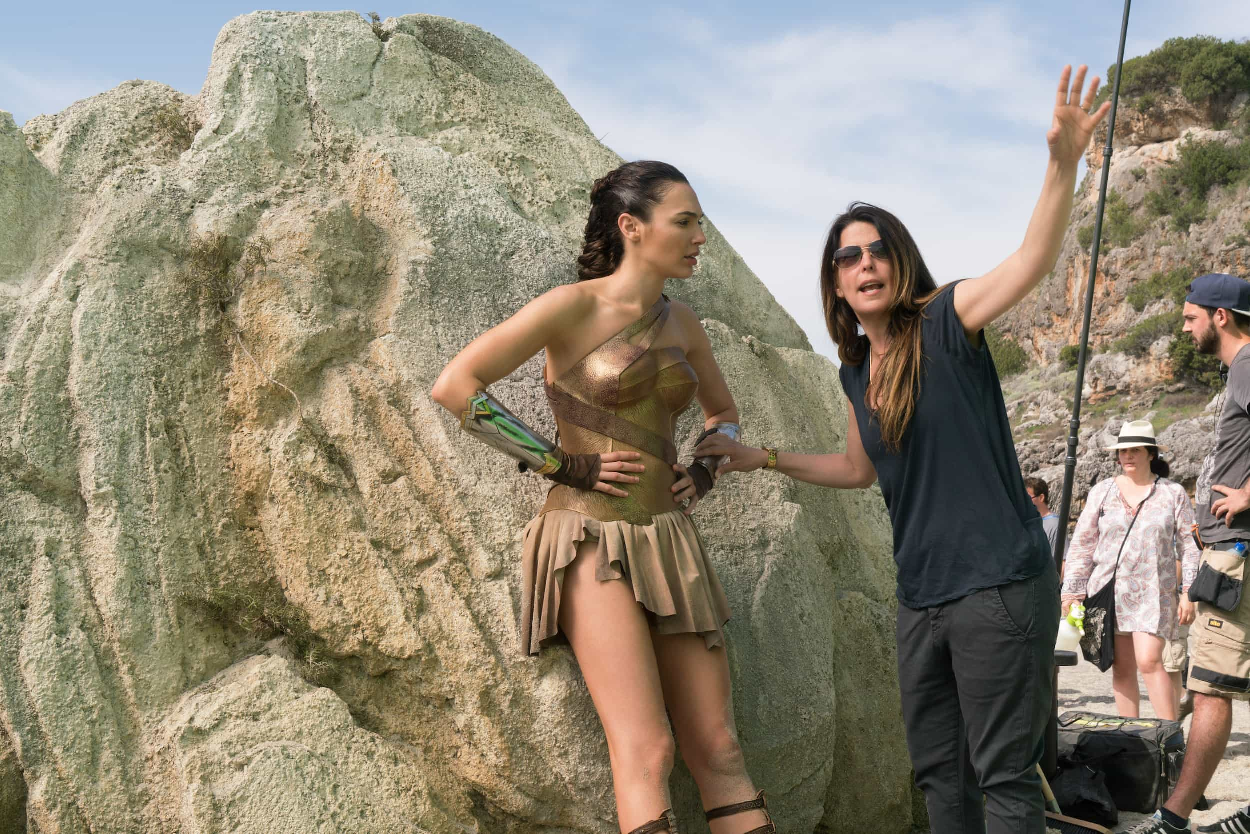 Women Directors You Should Know After Watching Wonder Woman: Patty Jenkins and Gal Gadot
