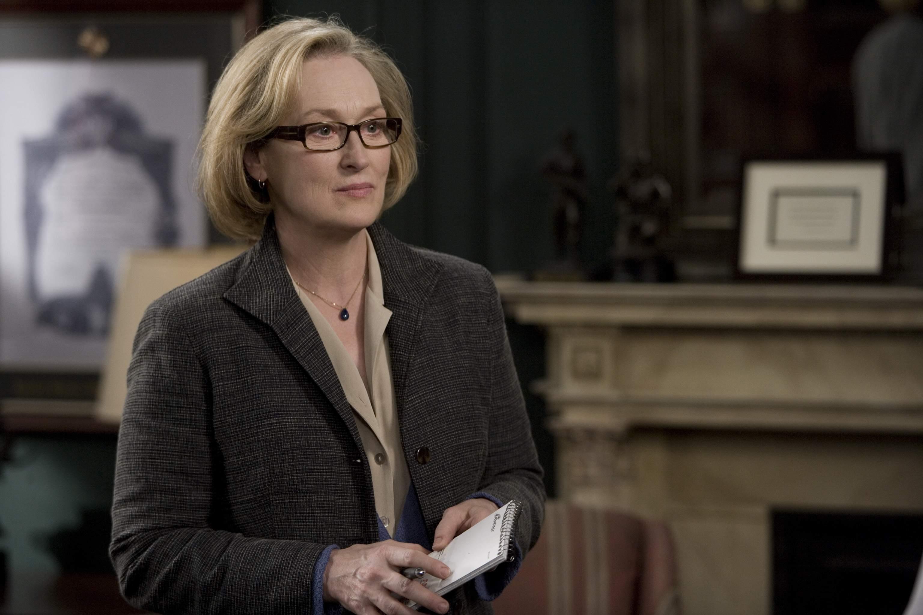 Meryl Streep on Tubi TV: Lions for Lambs