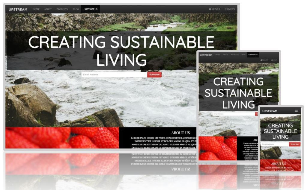 Creating Sustainable Living