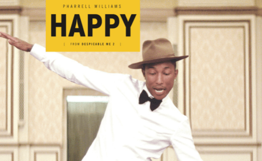 3 Innovative Ways Pharrell Williams Marketed 'Happy' Song