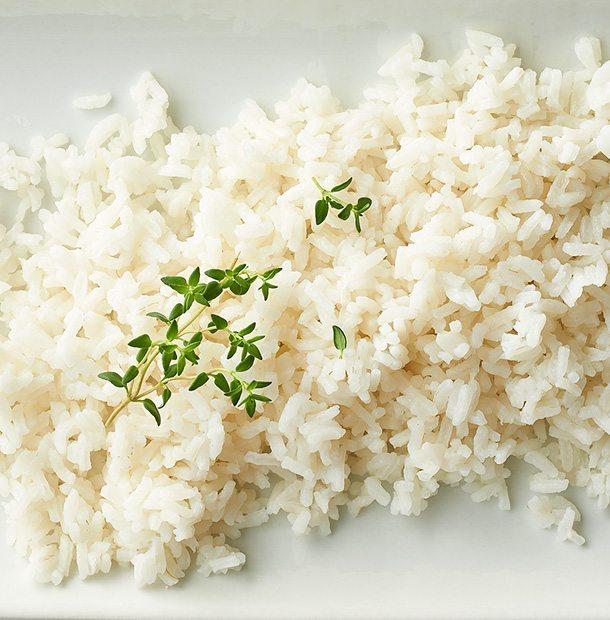 quick basic rice