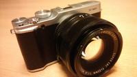 ミラーレスカメラx-m1を買いました