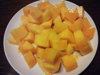 季節外れのマンゴー