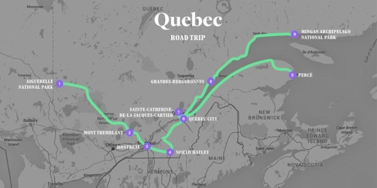 quebec-road-trip-map