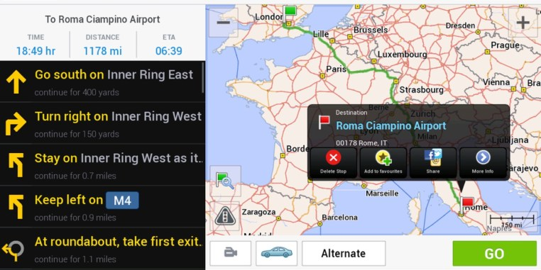 The best navigation apps for Android & iPhone | Field Notes ...