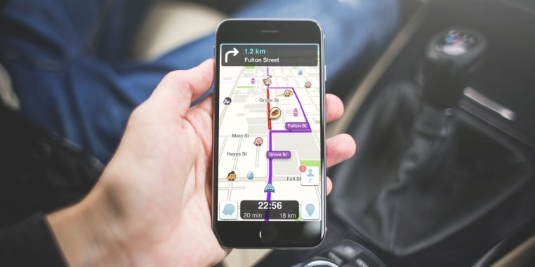 Gps navigation and street view
