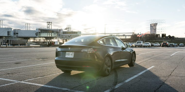 Jemma's Tesla Model 3 - Toronto, ON