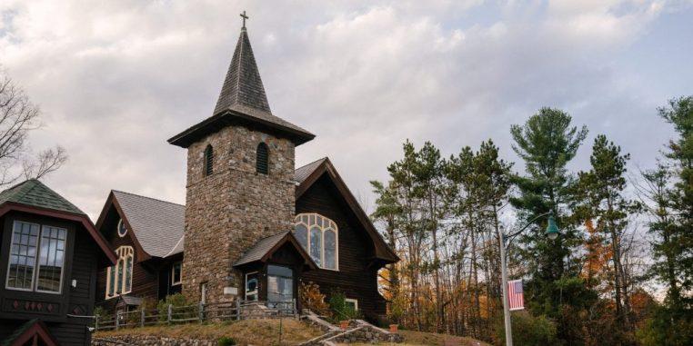 Church in Lake Placid