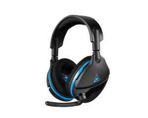 The Stealth 600 for PlayStation 4 wireless gaming headset from Turtle Beach.