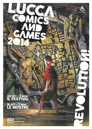 01 Lucca Comics & Games