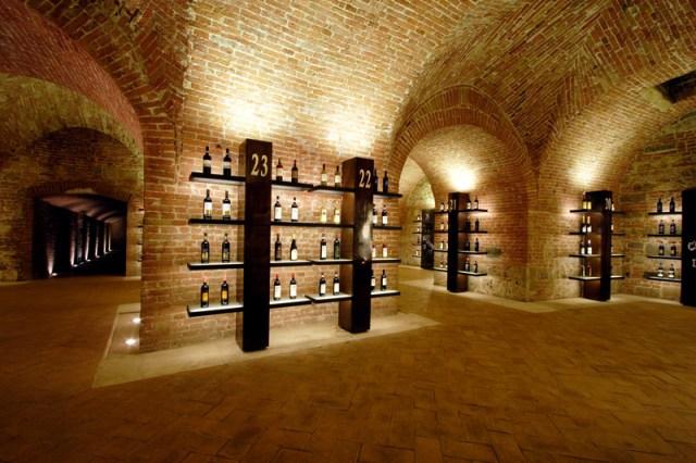 03 Enoteca Italiana, Medici Fortress