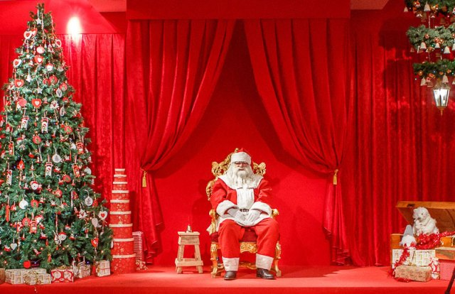 Montepulciano Christmas Village