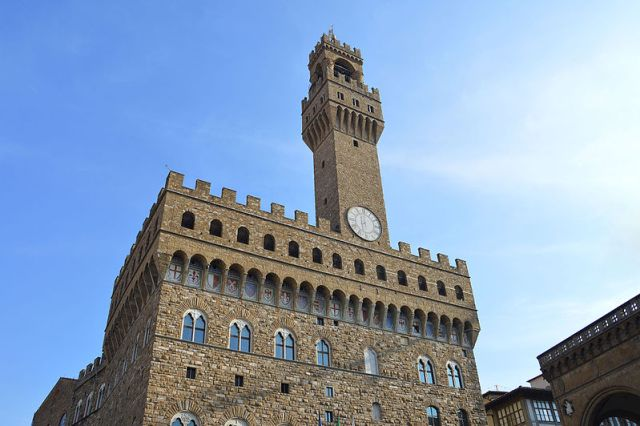 04 Palazzo Vecchio and its tower