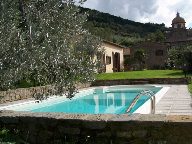 05 Accommodation in Cortona S274