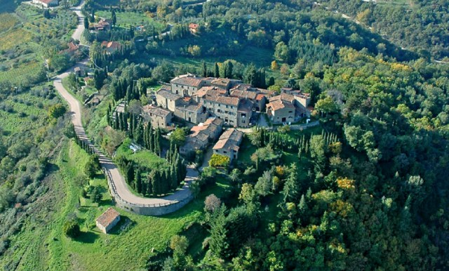 05 Holiday accommodation in Gaiole in Chianti S245