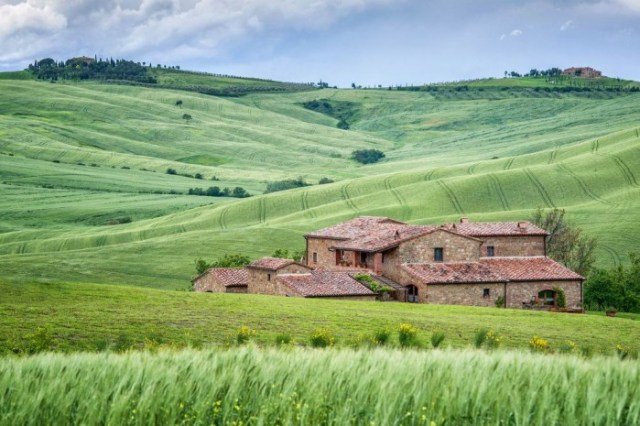 05 Holiday accommodations in Valdorcia