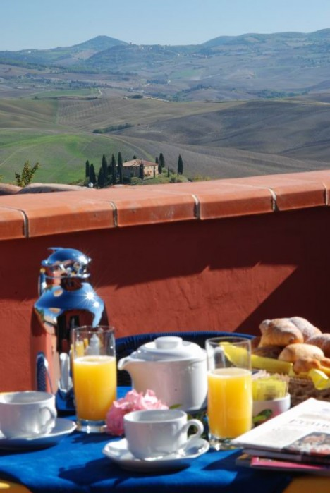 07 Accommodation in Val d'Orcia S197