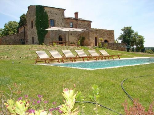 08 Accommodation near Asciano S39